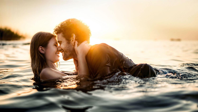 Paarbilder mit Kelsie und Ueli am Bodensee