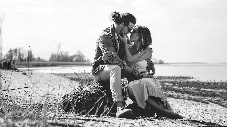 Verlobungsbilder mit Nadine und Brent am Bodensee