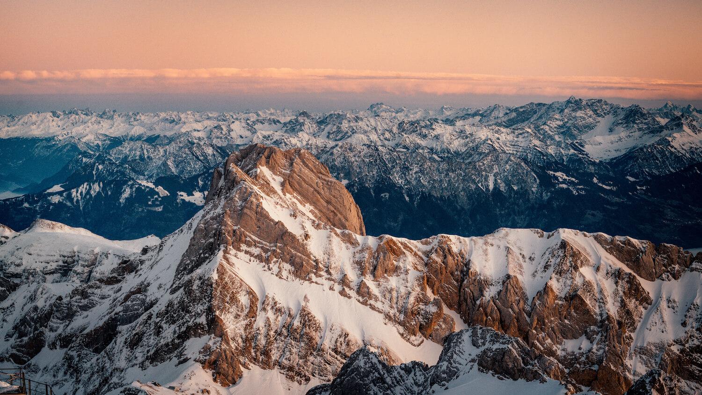 Altmann Appenzell Winter