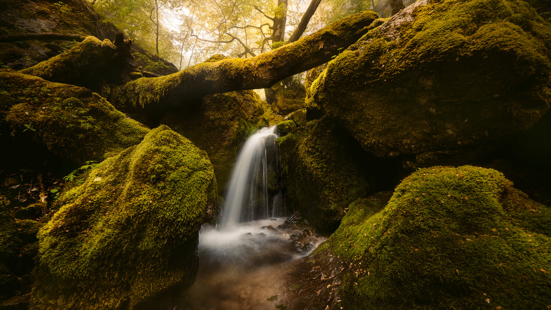 Wasserfall Brühltobel Appenzell