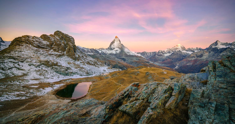 Swiss Matterhorn Rise