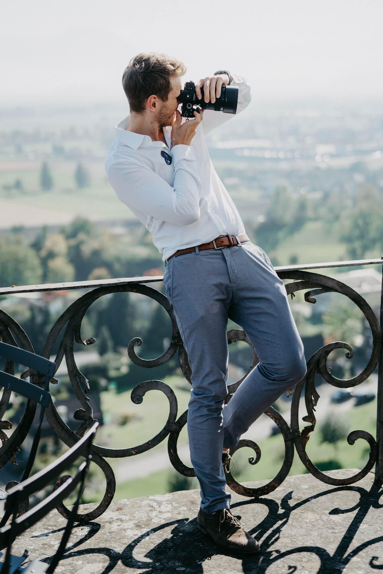 Chris Widmer Fotograf Schloss Gruenenstein-Balgach