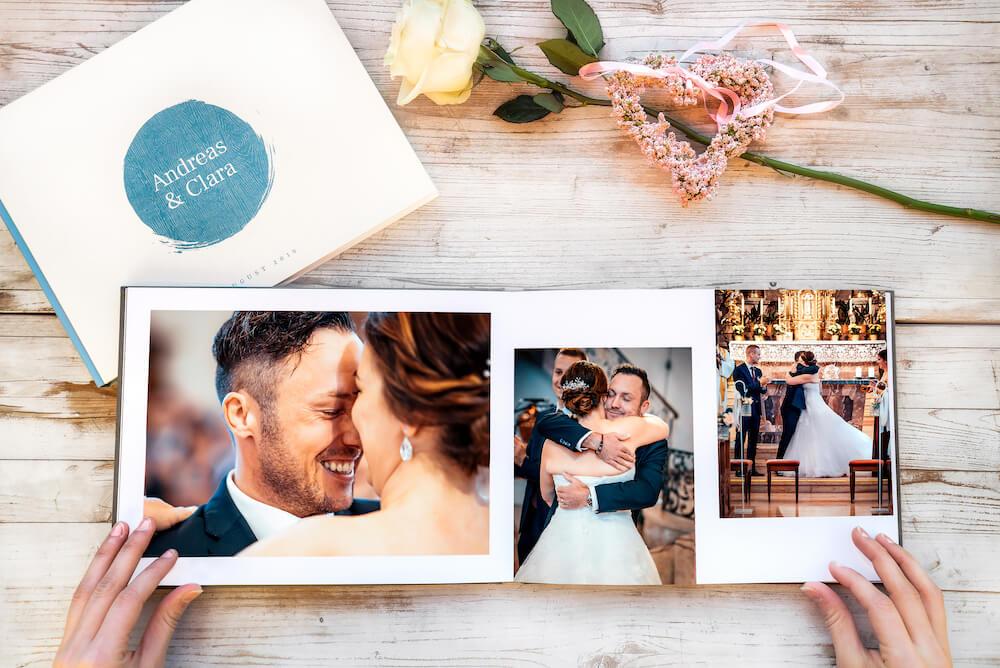 Chris Widmer Hochzeits-Fotoalbum