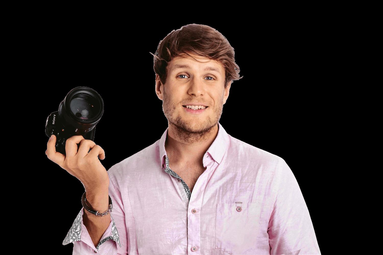 Chris Widmer Fotograf und Hochzeitsfotograf Portrait