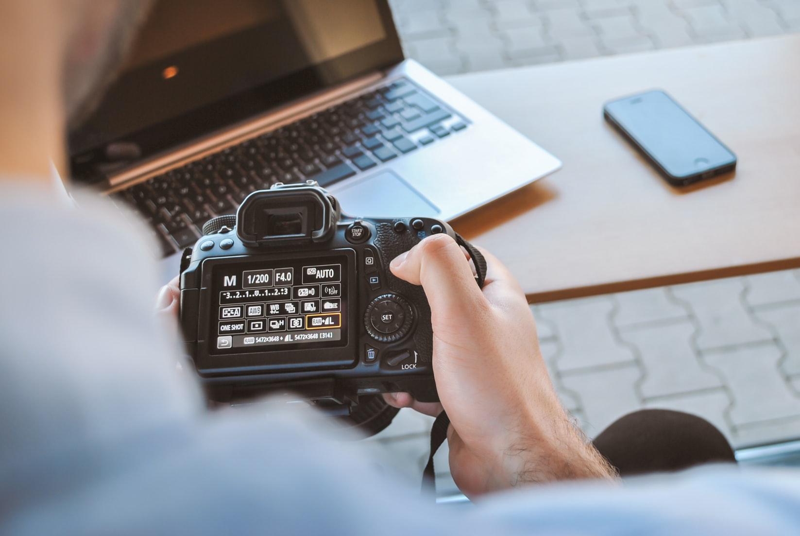 Chris Widmer Workshop Kamera
