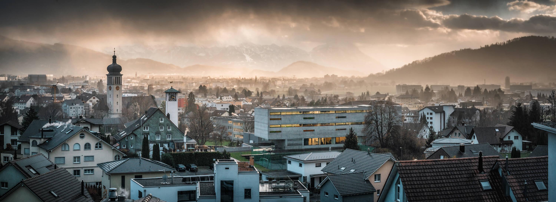 Au im Rheintal St. Gallen